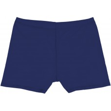 Girls Short Shorts - Navy